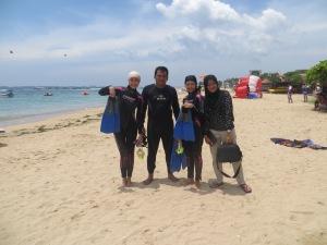 Sebelum Menyelam